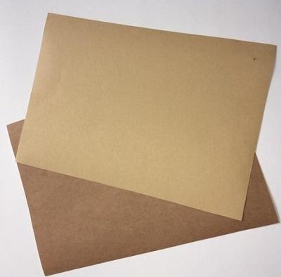 Самоклеящаяся (самоклейка) крафт бумага